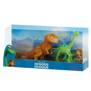 Set Arlo+spot+butch - The Good Dinosaur
