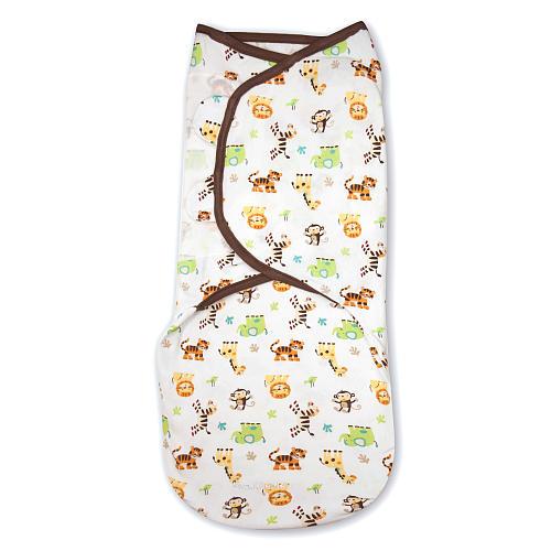Summer Infant - 55866 Sistem De Infasare Pentru Bebelusi Jungle 4-6 Luni