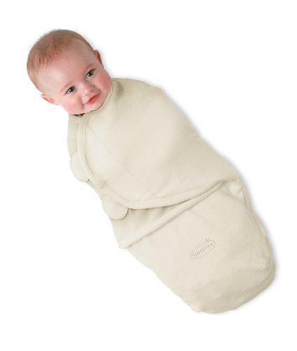 Summer Infant – 55806 Sistem De Infasare Pentru Bebelusi Ivory 4-9 Luni
