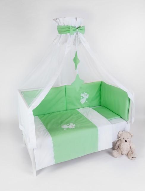 Bebedeco-lbi-03-3 Lenjerie Verde-alb Zana