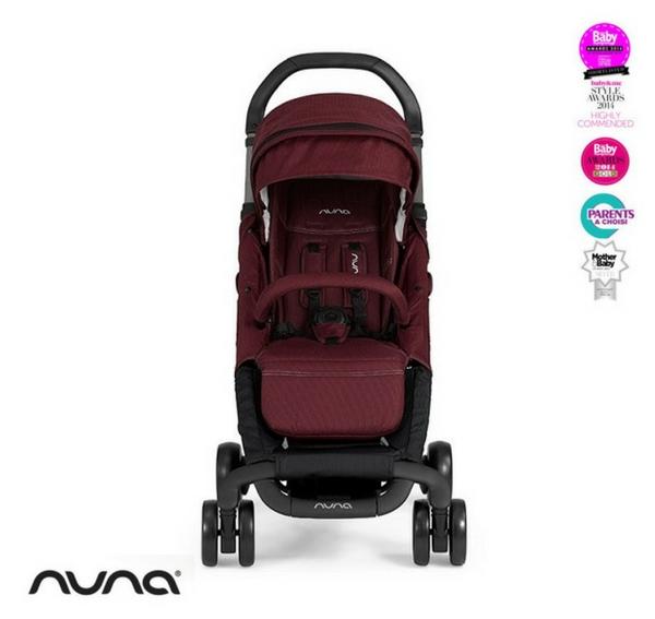 Nuna-083 Carucior Berry Ultracompact Luxx Cu Bara De Protectie