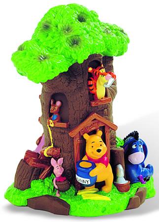 Pusculita Pooh Treehouse