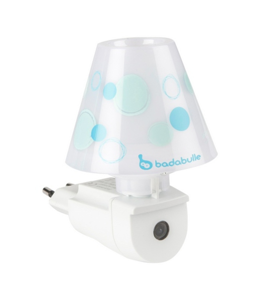 Badabulle–b015004–lampa Automata Night Shade Blue