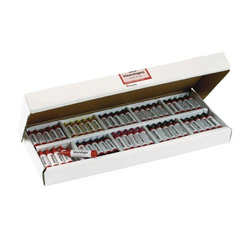 Set 100 Mini Creioane Cerate - Heutink