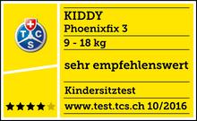 Scaun Auto Kiddy Phoenixfix 3 Night Blue (isofix)