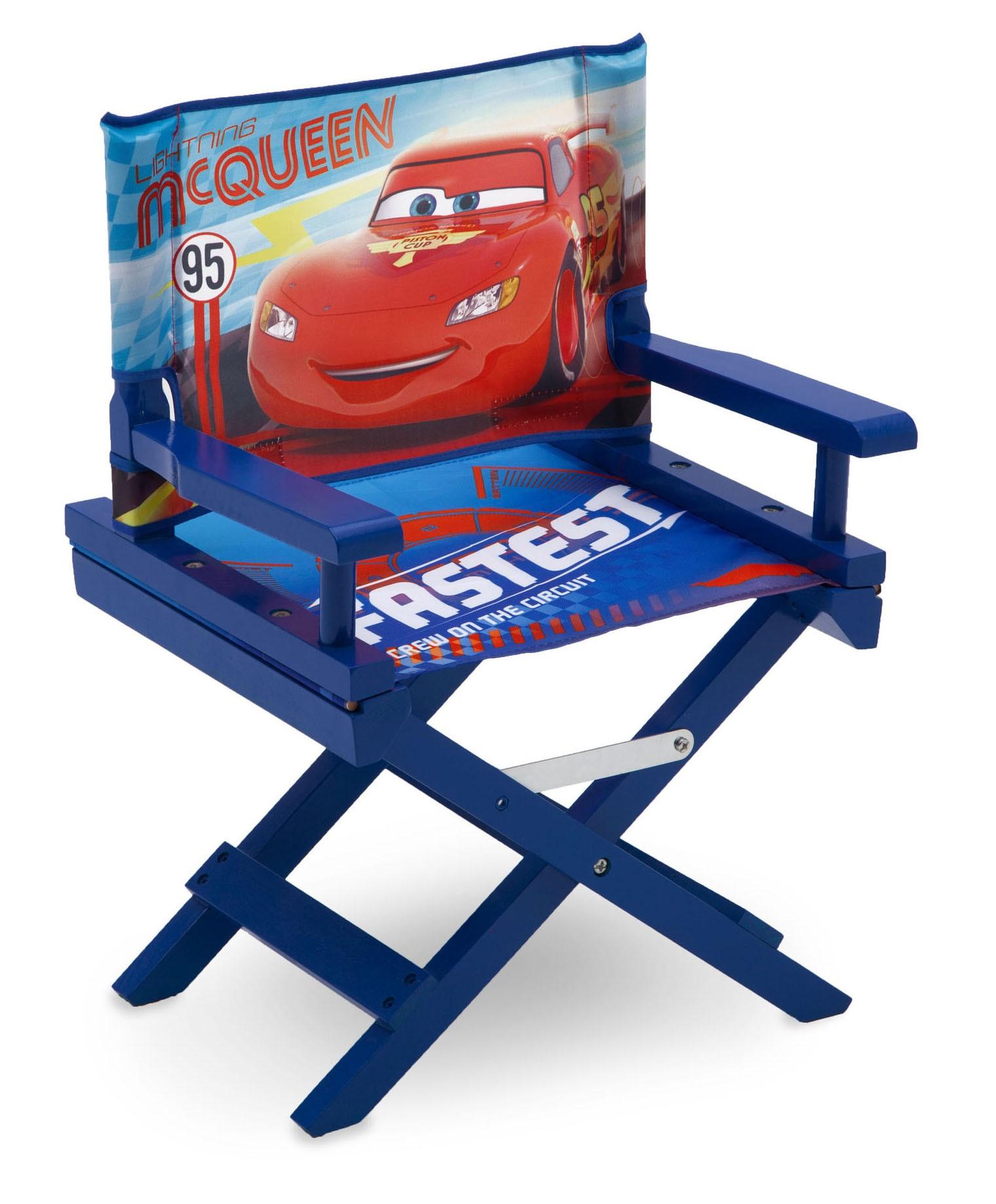 Scaun Pentru Copii Cars Director`s Chair