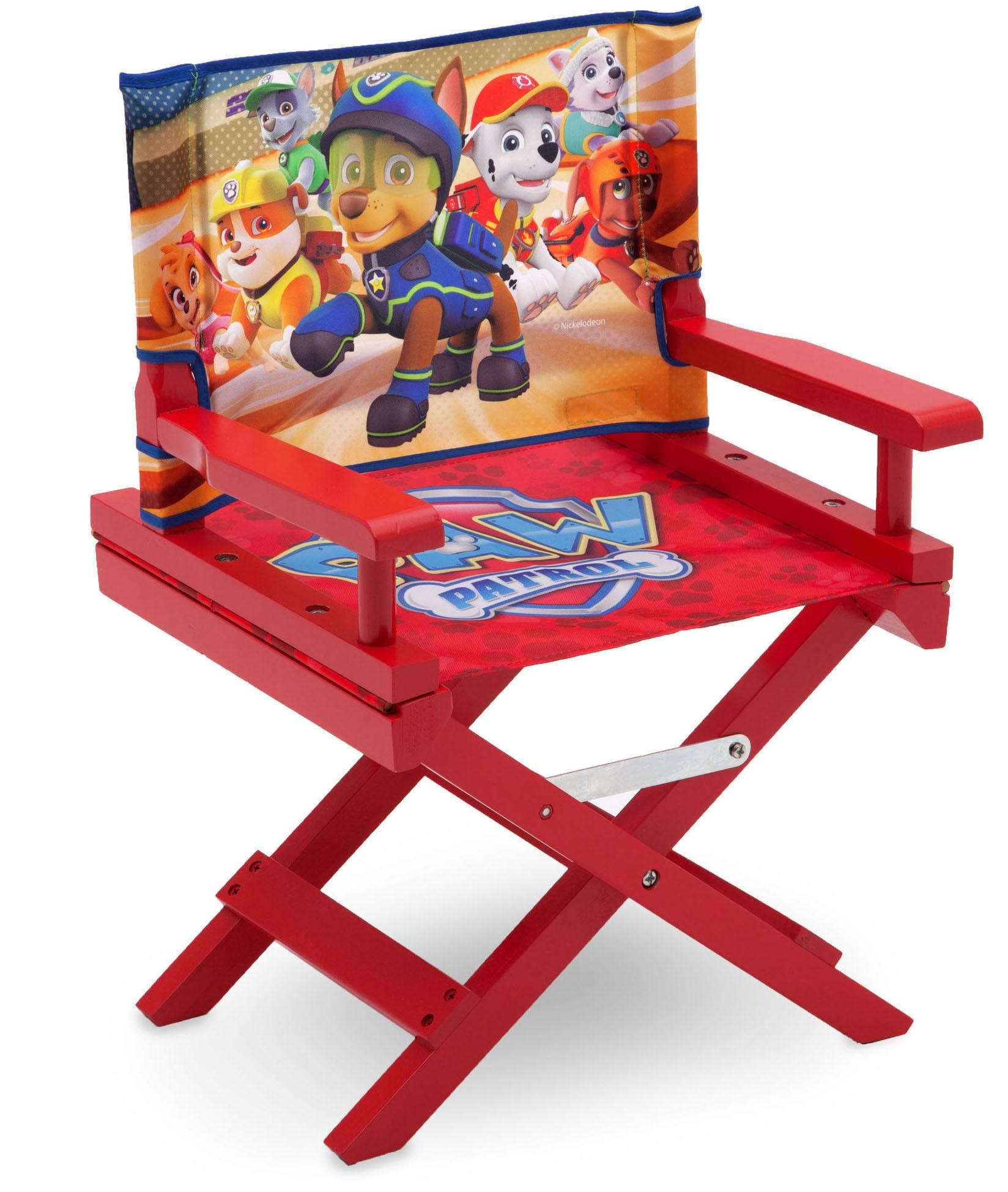 Scaun Pentru Copii Paw Patrol Director`s Chair