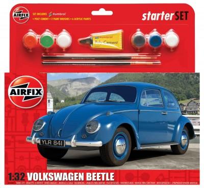 Kit Constructie Masina Volkswagen Beetle imagine