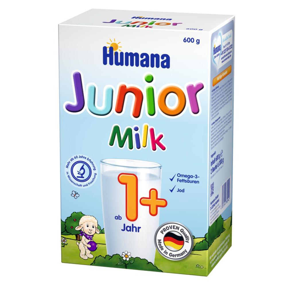 Imagine indisponibila pentru Lapte Praf Humana Junior Milk De La 1 An 600 G
