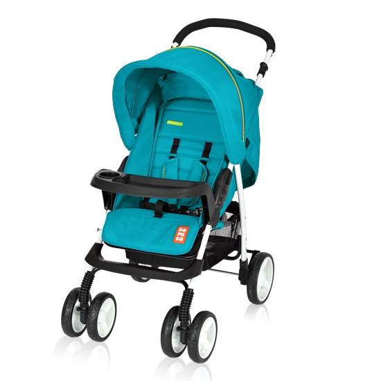 Bomiko Model L - Carucior Sport 05 Turquoise 2017