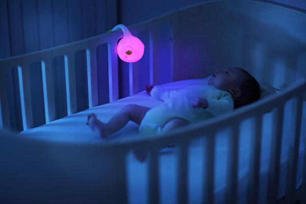 Badabulle–b015002–lampa De Veghe Firefly Purple