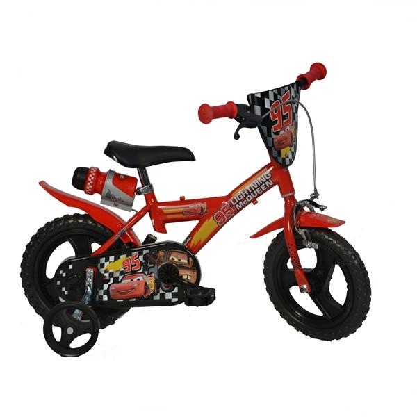 Bicicleta Cars2 12 - Dino Bikes