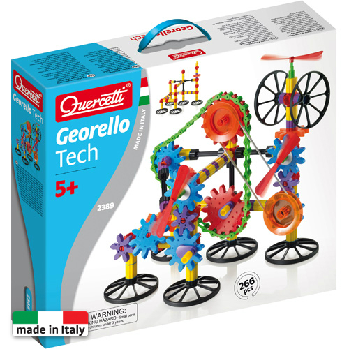 Georello 3d Gear Tech
