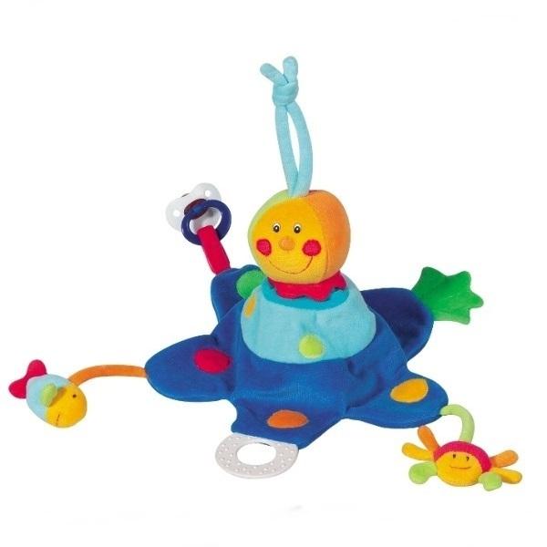 Jucarie Din Plus Polip Muzical - Brevi (brevi Soft Toys)