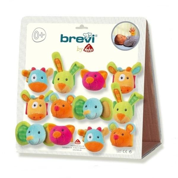 Bratara - Stand 24 figurine - Brevi (Brevi Soft Toys)