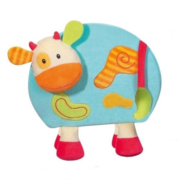 Jucarie - Vacuta Magnetica Cu Creion - Brevi Soft Toys imagine