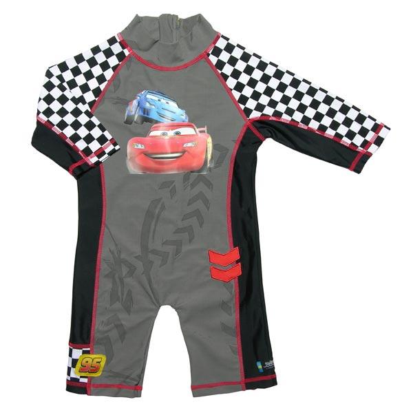 Costum De Baie Cars Marime 98-104 Protectie Uv Swimpy