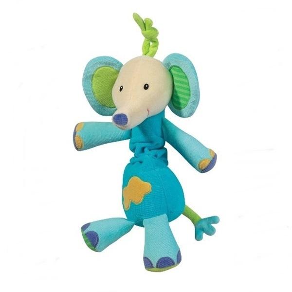 Jucarie Muzicala Elefantel - Brevi (brevi Soft Toys)