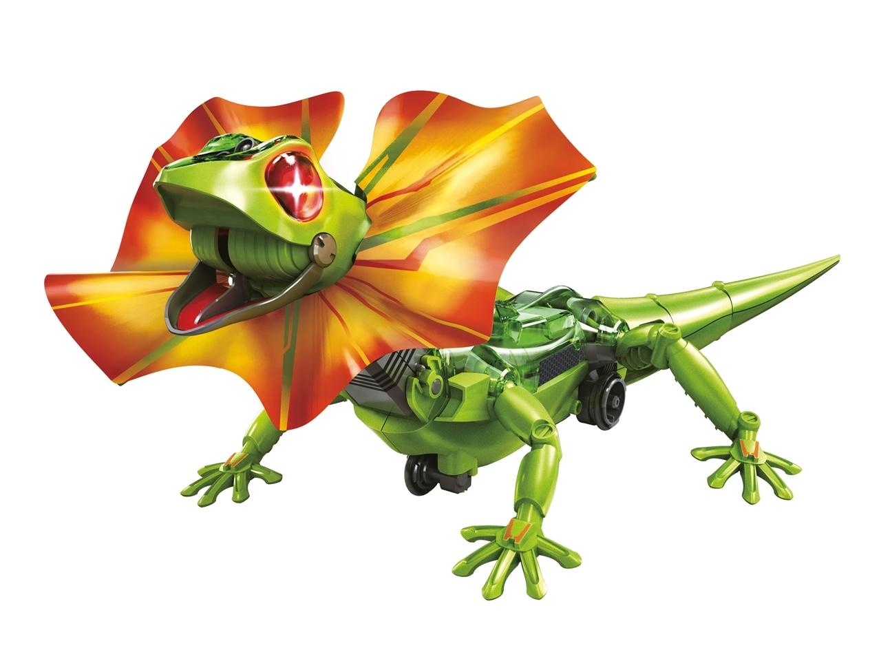 Joc De Constructie - Robotul Lizard
