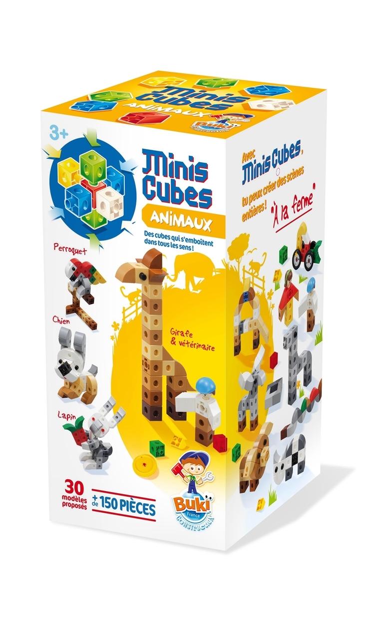 Mini Cuburi - Animale