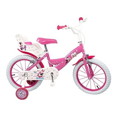 Bicicleta 16' Minnie Mouse