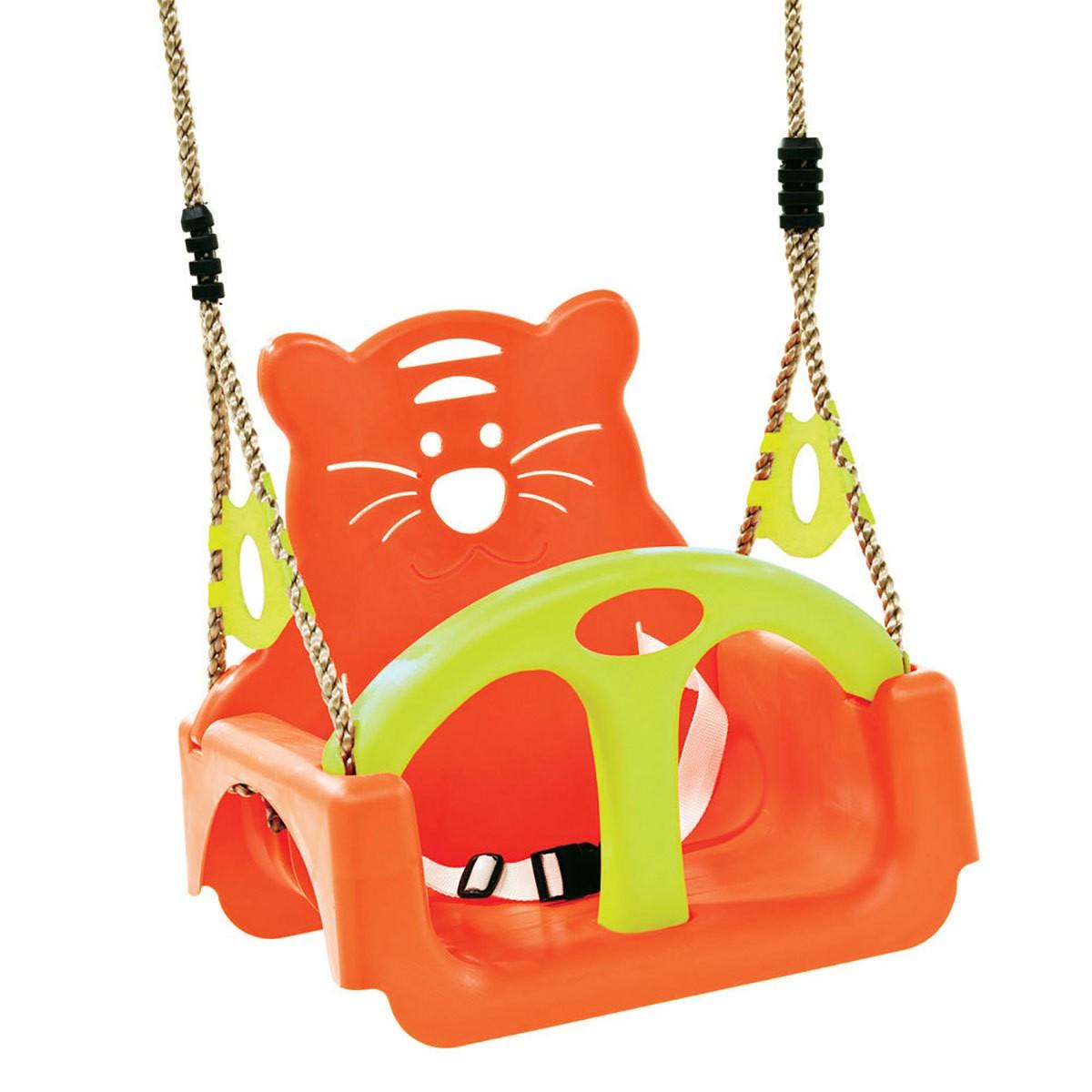 Leagan Pentru Copii Trix Pp Portocaliu-verde imagine