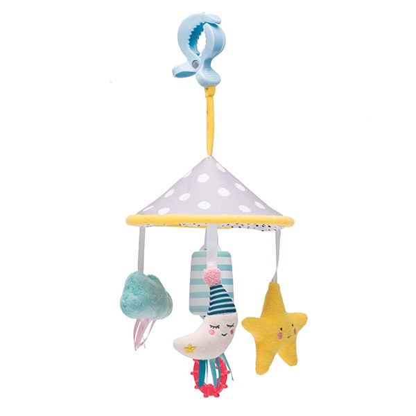 Jucarie Landou/ Carucior - Vise Placute Taf Toys