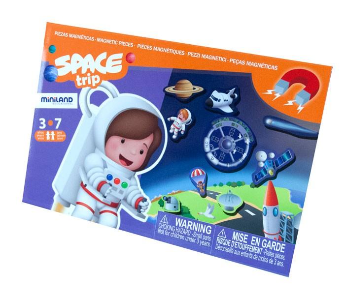 Joc Magnetic Descopera Spatiul - Miniland
