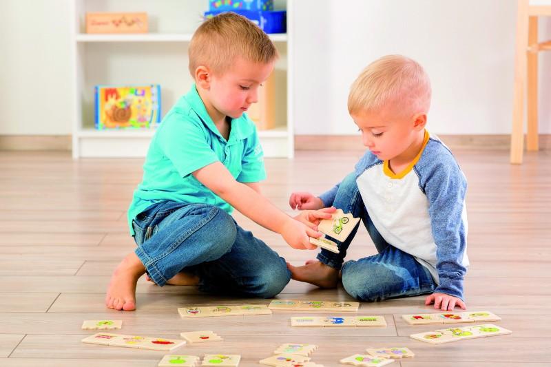 Joc Puzzle Cognito Recunoaste Activitatea - Beleduc