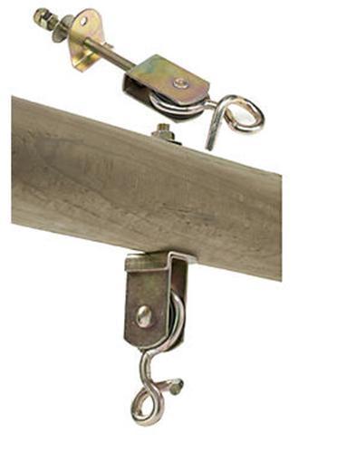 Carlig Pentru Leagan (diverse Modele) Carlig Pentru Leagan - Tip Curled Hook