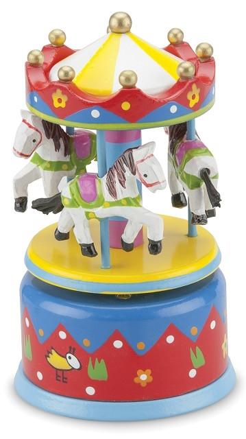 Carusel Muzical Multicolor