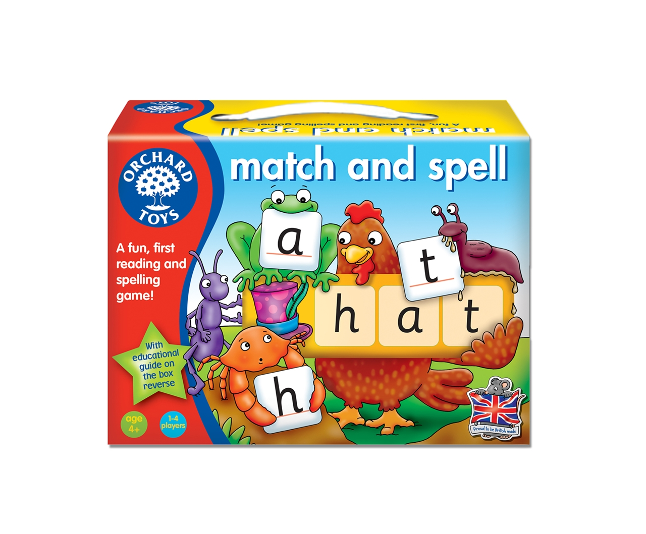 Joc Educativ In Limba Engleza Potriveste Si Formeaza Cuvinte  Match And Spell