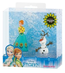 Set Frozen Fever Anna+olaf