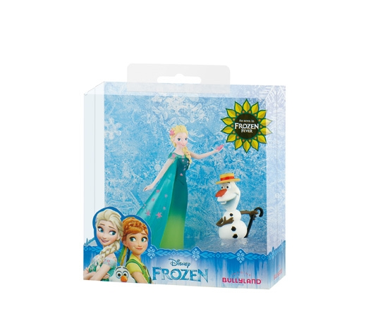 Set Frozen Fever Elsa+olaf