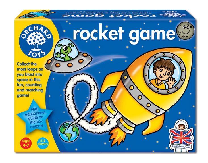 Joc Educativ Racheta Rocket Game