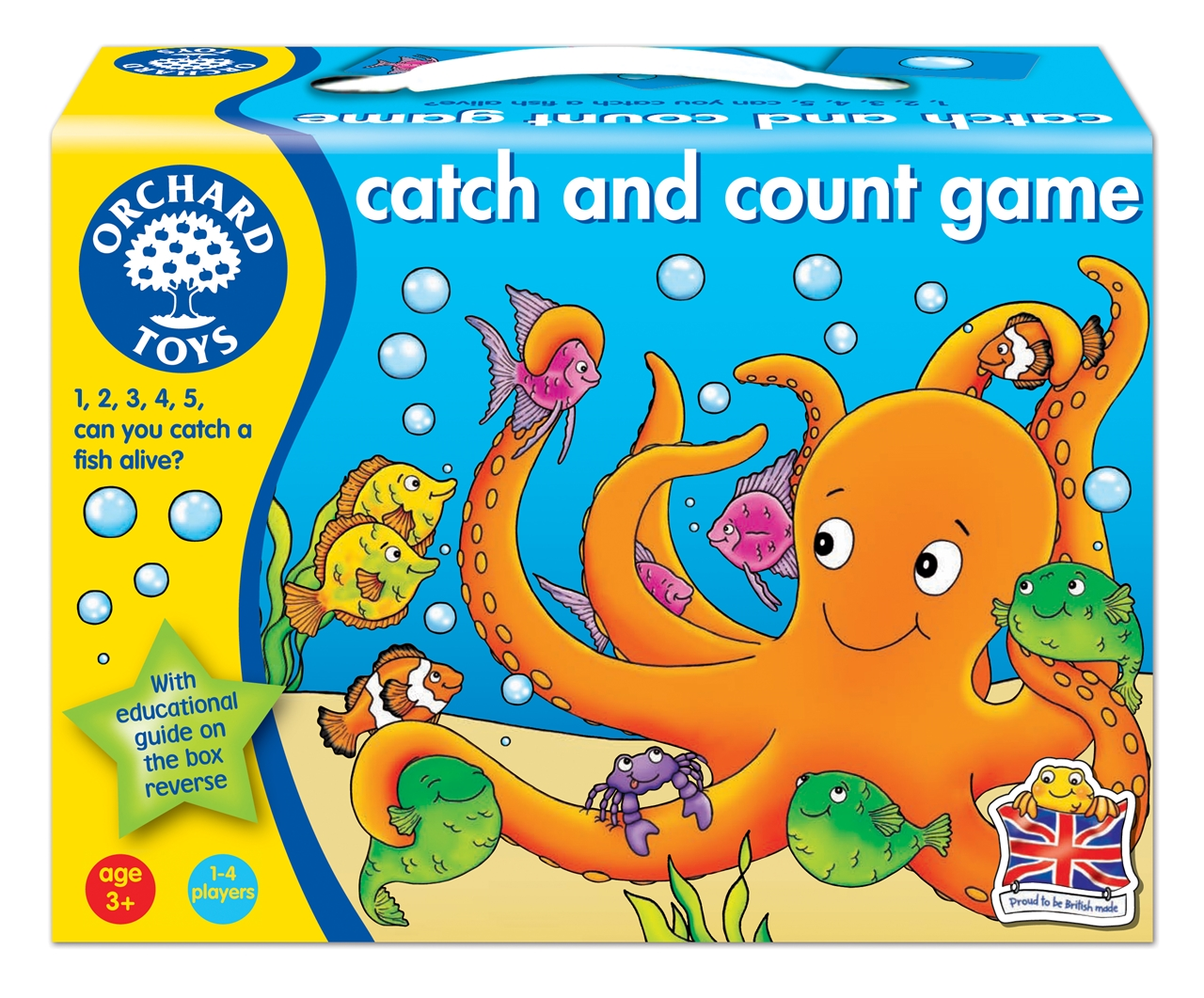 Joc Educativ Prinde Si Numara Catch And Count