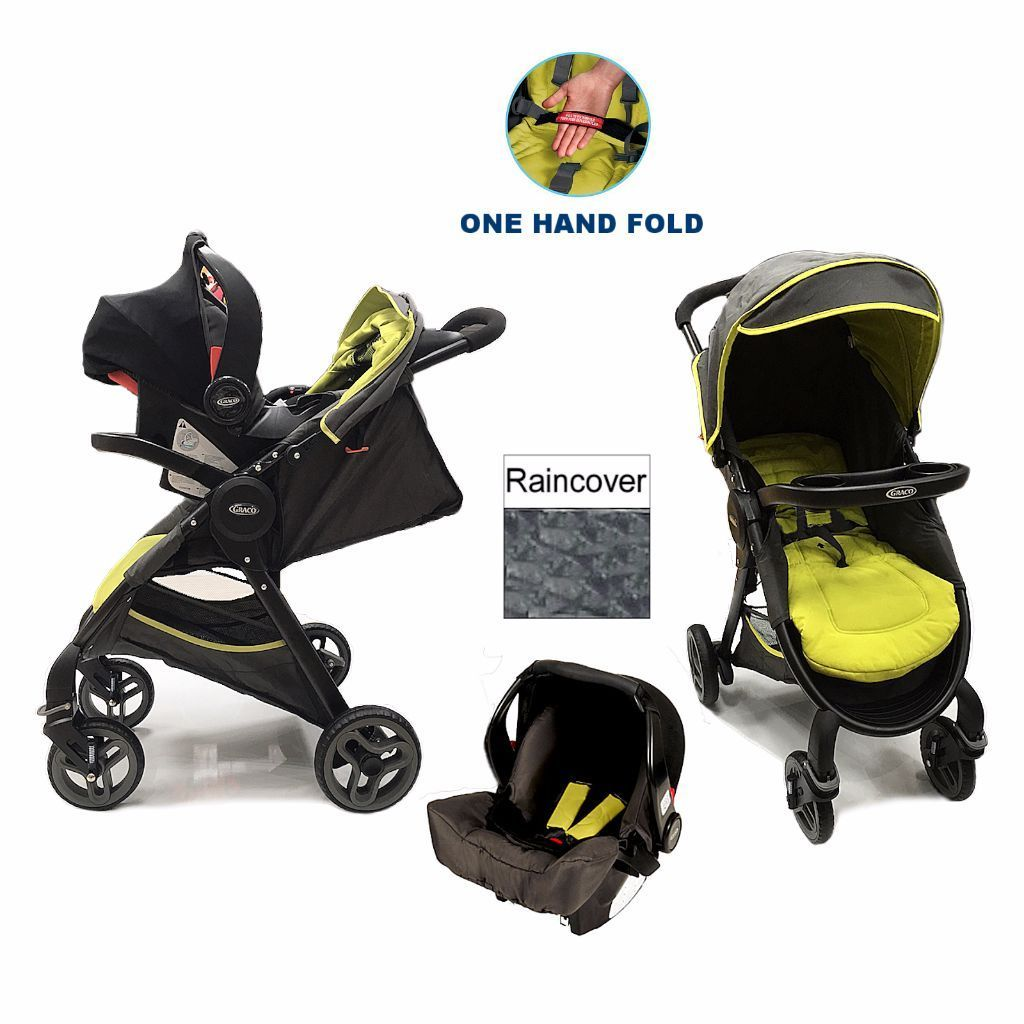 Carucior Fastaction Fold 2.0 Ts Sport Lime