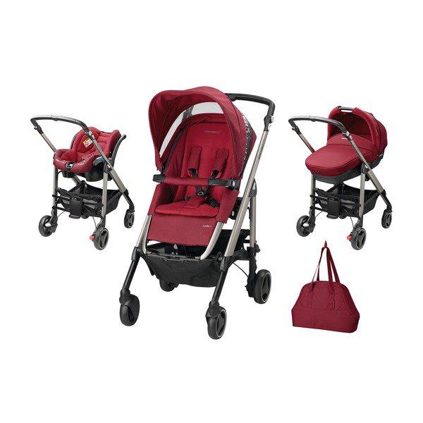 carucior trio loola excel bebe confort robin red bbc 1157. Black Bedroom Furniture Sets. Home Design Ideas