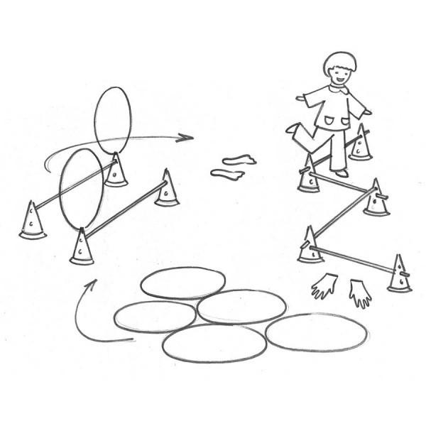 Set De Motricitate C - Active Play