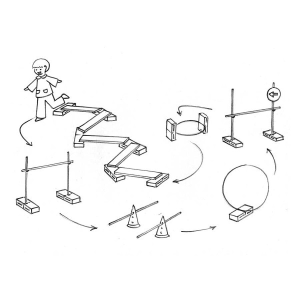 Set De Motricitate E - Active Play