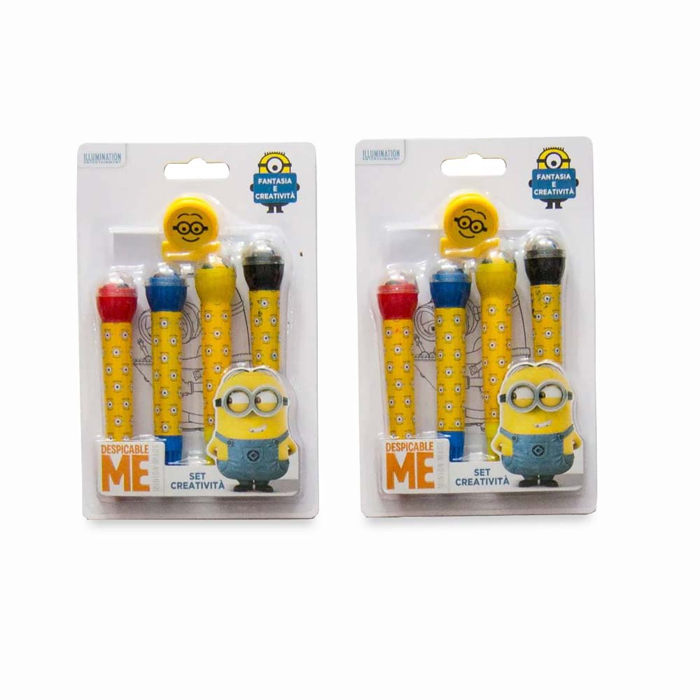 Set Creativitate Minions