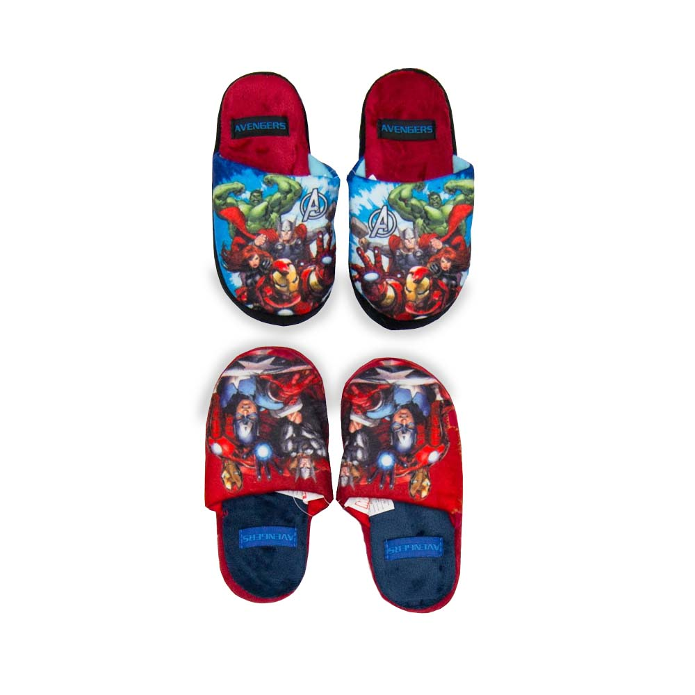 Papuci De Casa Avengers imagine