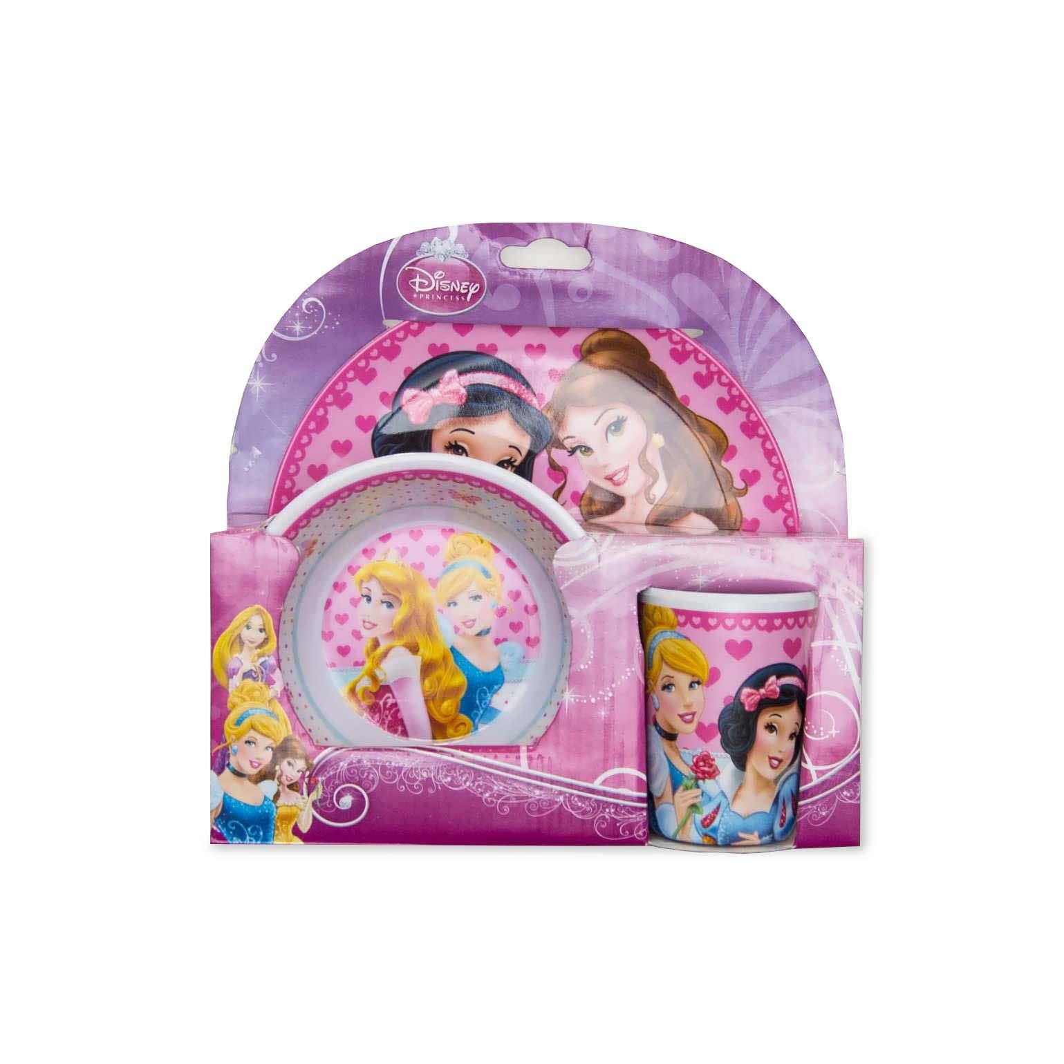 Set Mic Dejun Disney Princess