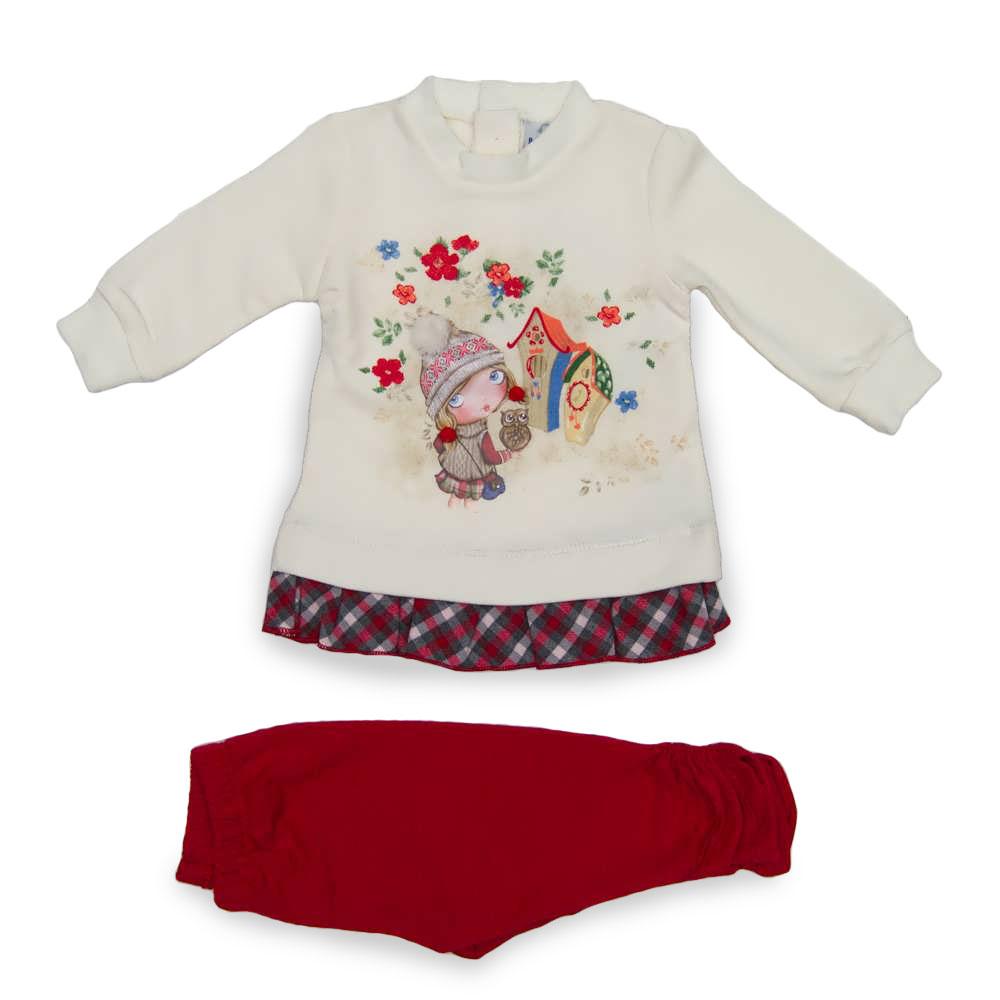Set Bluza Si Pantaloni Baby Band image0