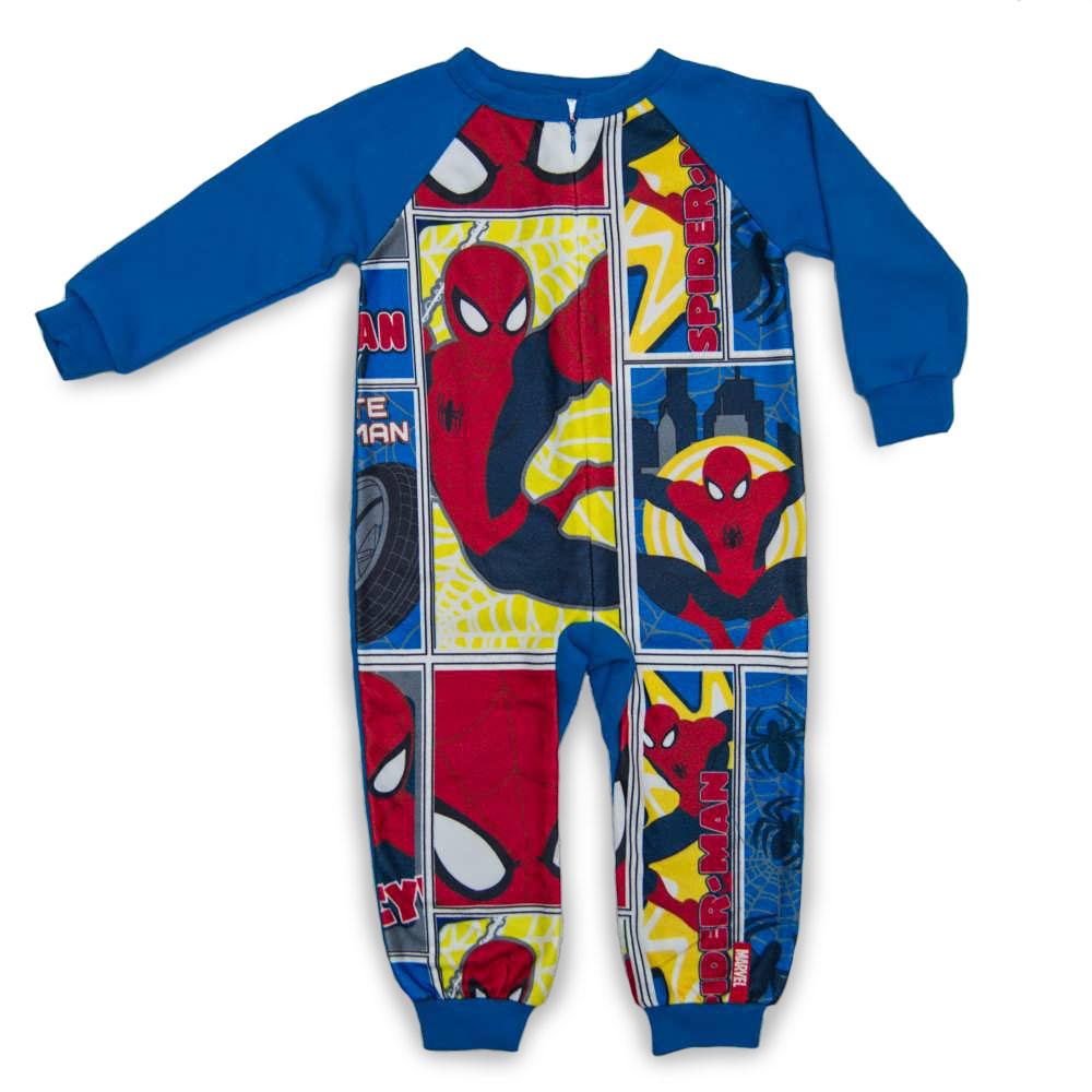 Pijama Polar Spiderman