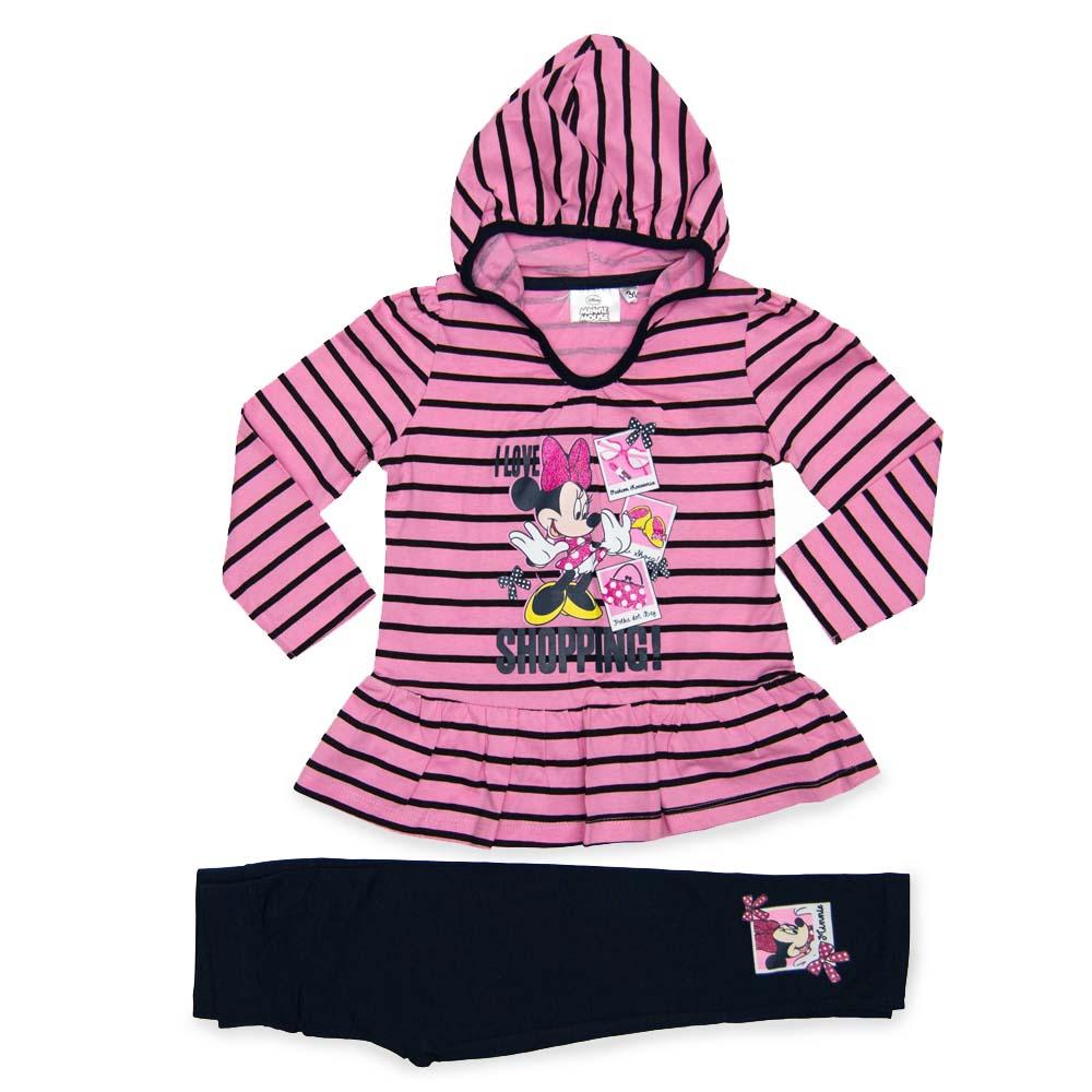 Set Bluza Si Colanti Minnie Mouse