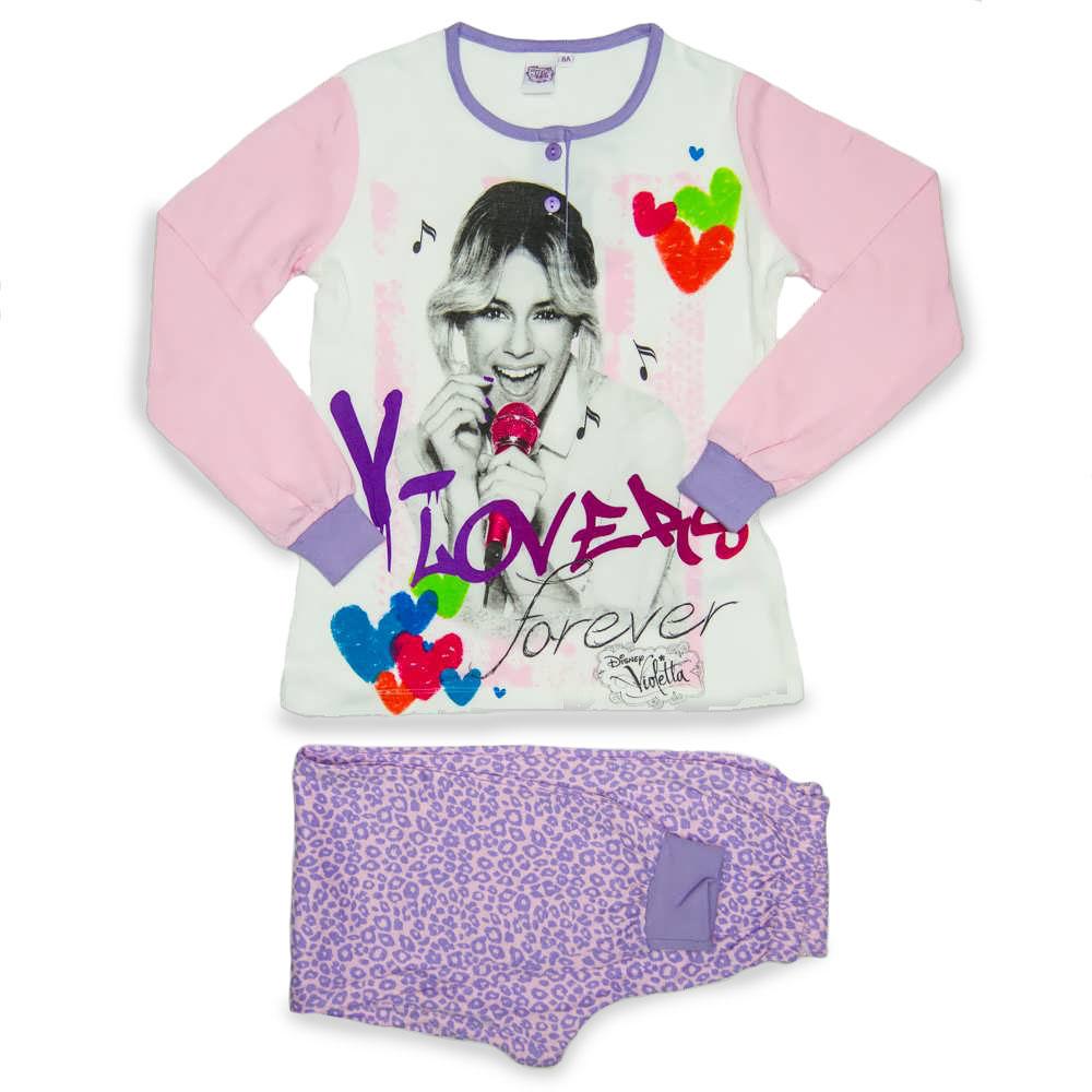 Pijama Disney Violeta imagine