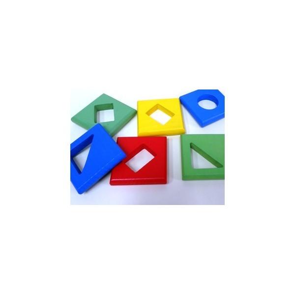 Patru Turnuri - Sortator Geometrii 2