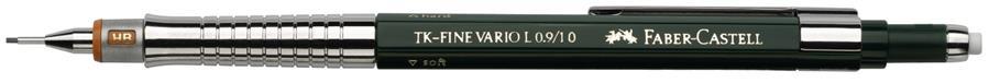 Creion Mecanic 1.0 Mm Tk-fine Vario L.9 Faber-castell 1.0 Mm