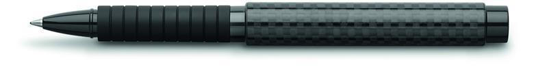 Roller Basic Black Carbon Faber-castell imagine